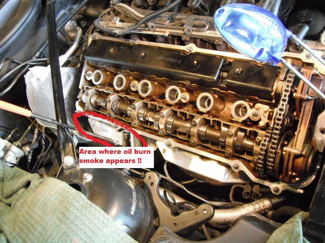 Engine Burning Oil >> Oil Burn On Rear Manifold M54 Engine Bimmerfest Bmw Forums