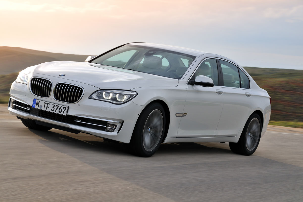 New BMW 7 Series LCI