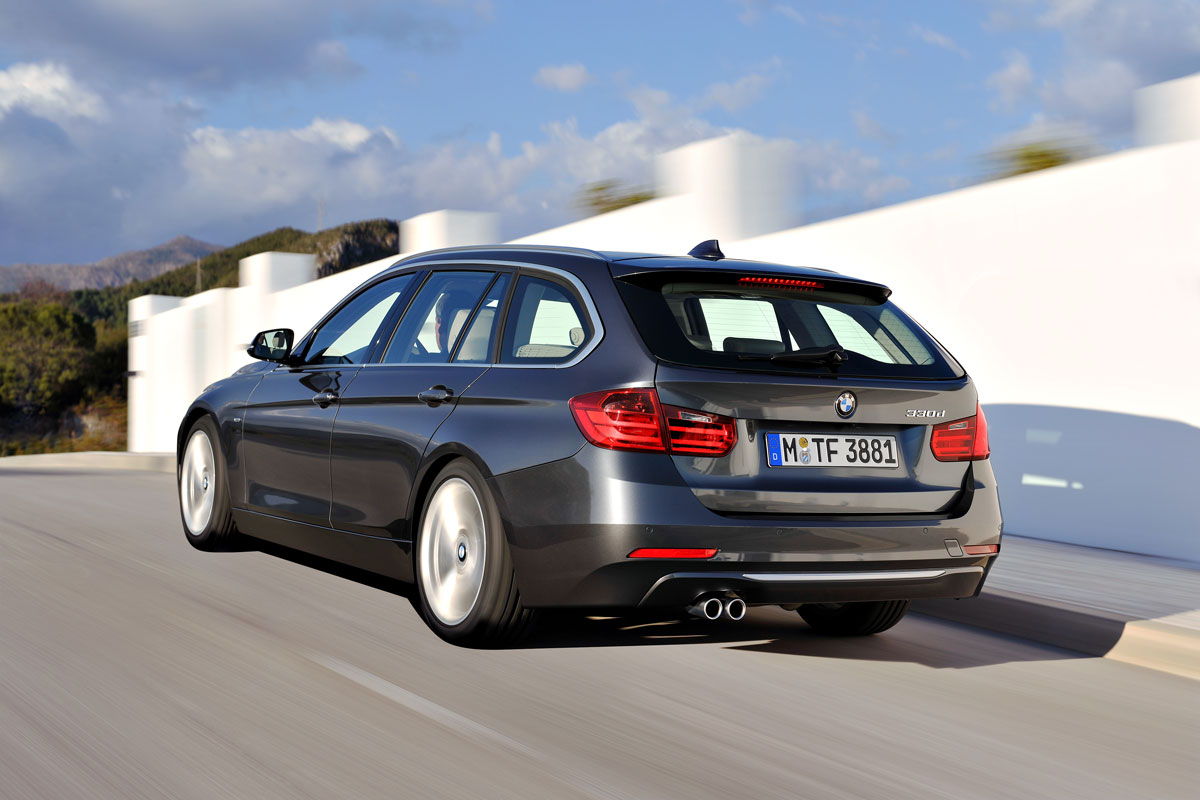 BMW F30/F31 3 series touring wagon