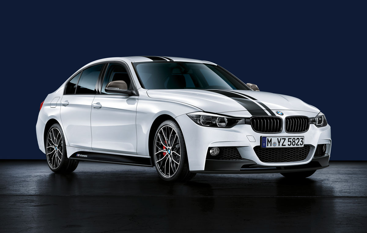 New BMW M Performance accessories