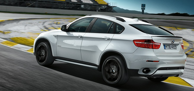 BMW Performance Accessories for the X6
