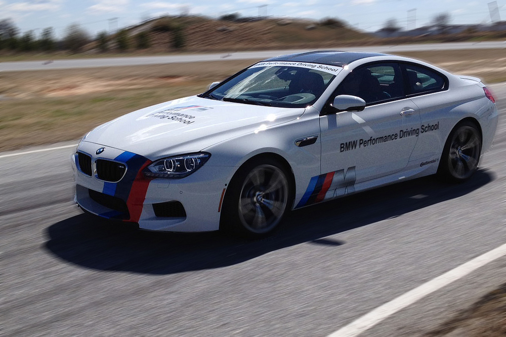 BMW Performance Center Enters M6 on 2013 One Lap of America