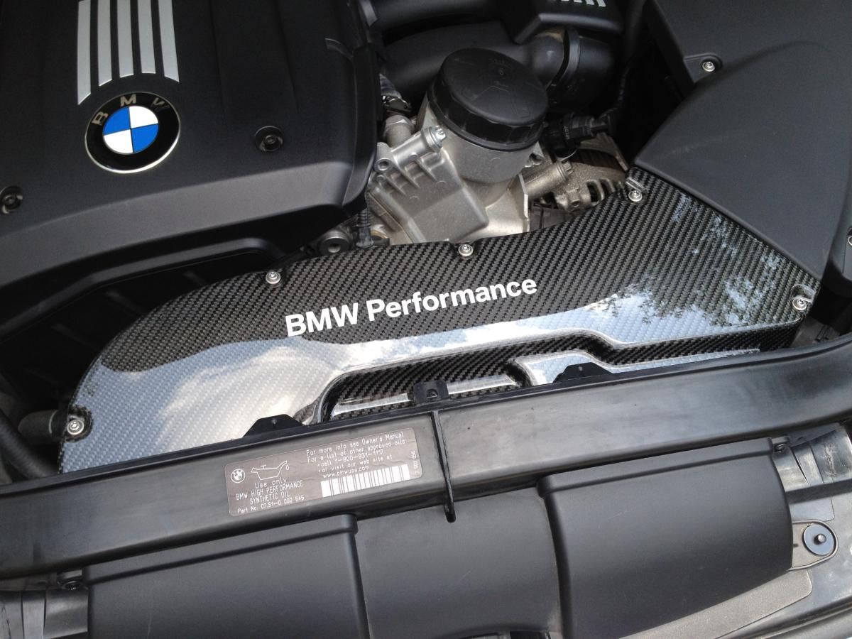 The BMW Performance Exhaust & Intake is worth it