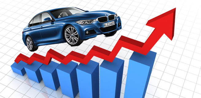 BMW Sales Skyrocket Up 45 Percent in November 2012 - Best Month Ever!