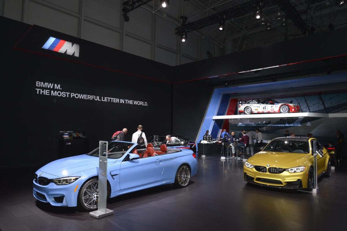 BMW iPerformance New York Auto Show