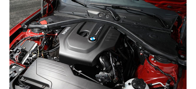 The All New 1.5-litre BMW TwinPower Turbo 3 Cylinder Engine