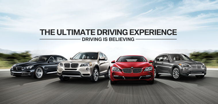 BMW Ultimate Driving Experiance