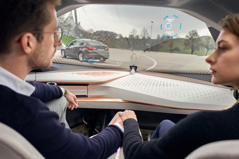 BMW Driverless Cars