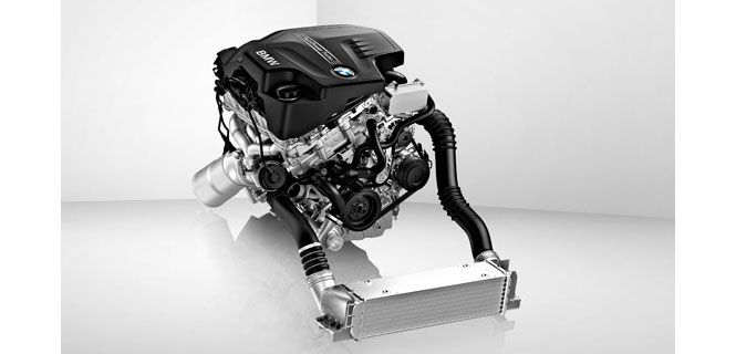 BMW N20 engine of the year