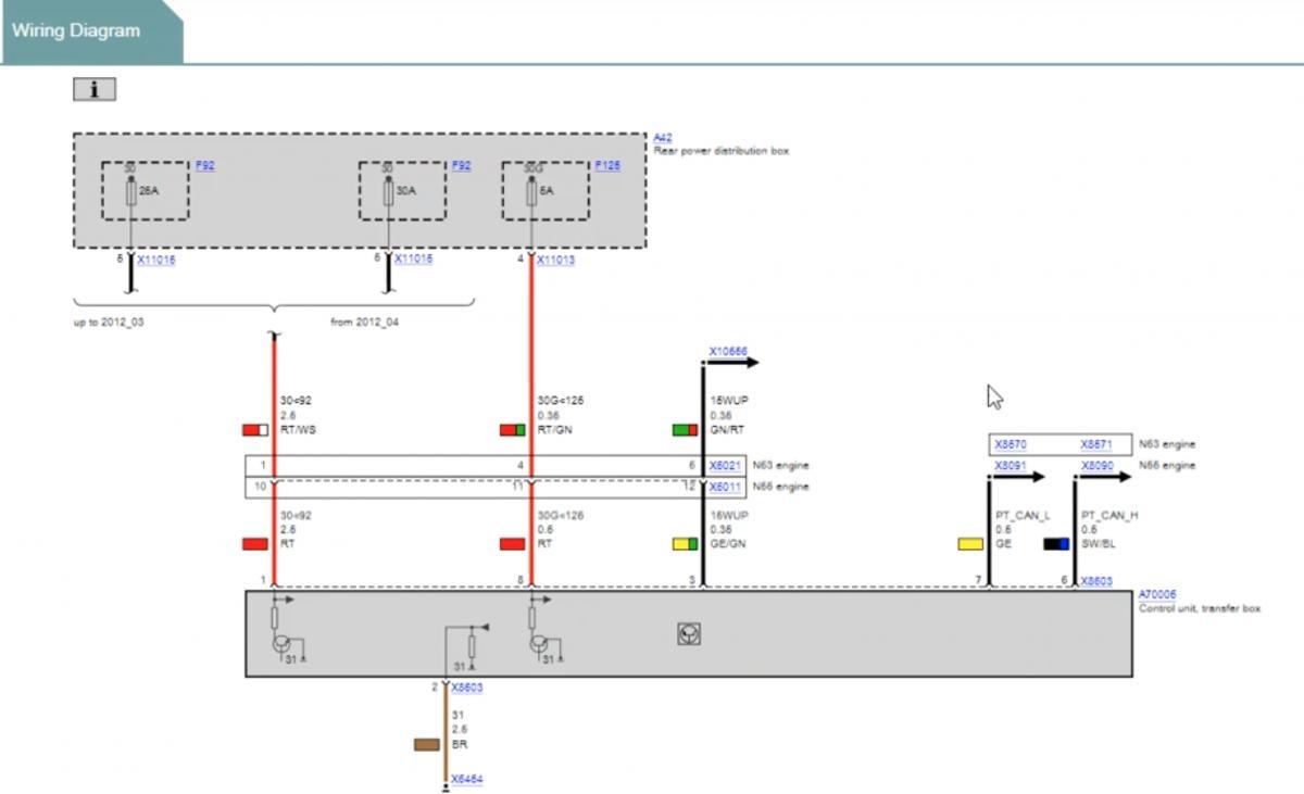 E83 x3 wiring diagram   Bimmerfest BMWBimmerfest