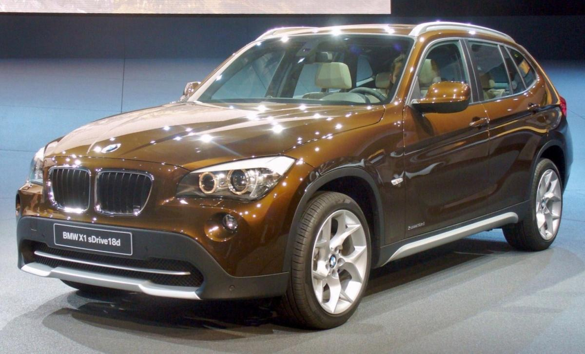Bmw X1 2017 Sparkling Brown New Cars Gallery