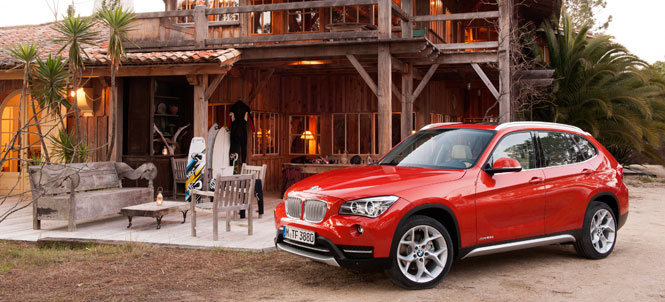 BMW X1 Sweeps Up International Awards and Sells Over 300,000 World Wide