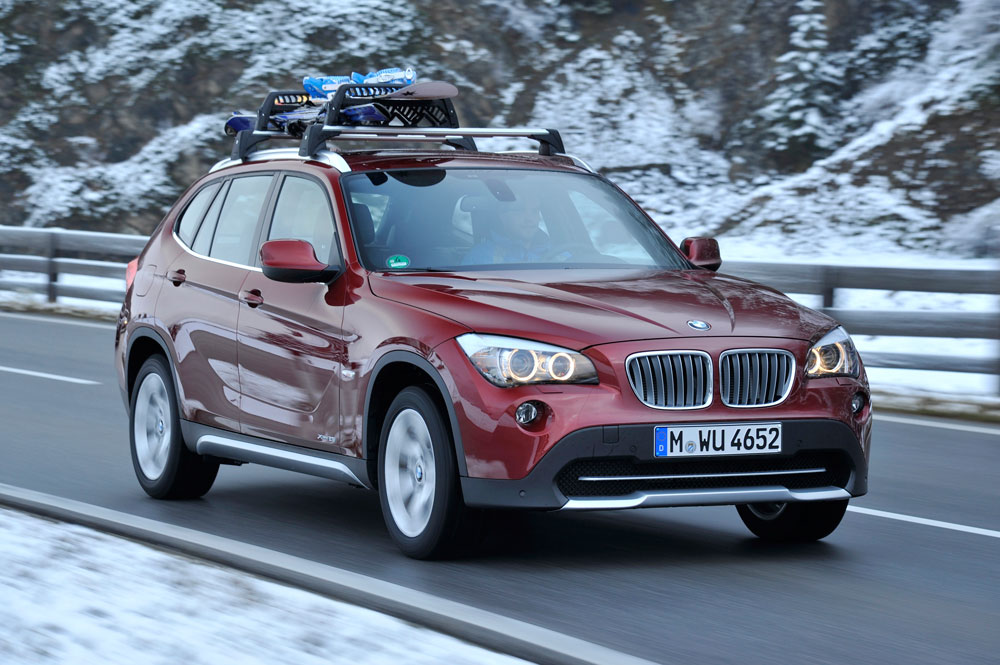 BMW X1 not coming to US until after facelift in 2013