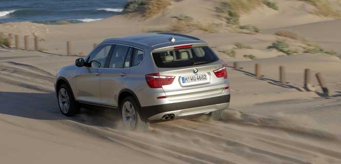 BMW F25 X3 Top Safety Pick by IIHS - Highest Rating in ALL Categories
