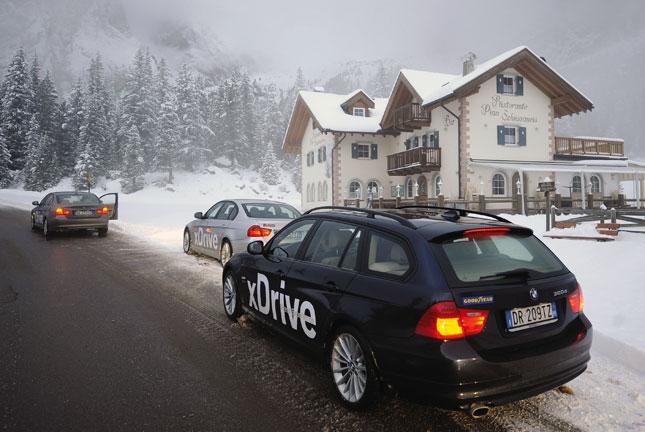 BMW Dever Auto Show xDrive Experience