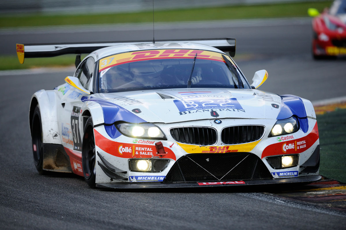 �The all-new BMW Z4 GTE will tear it up at this year's ALMS�