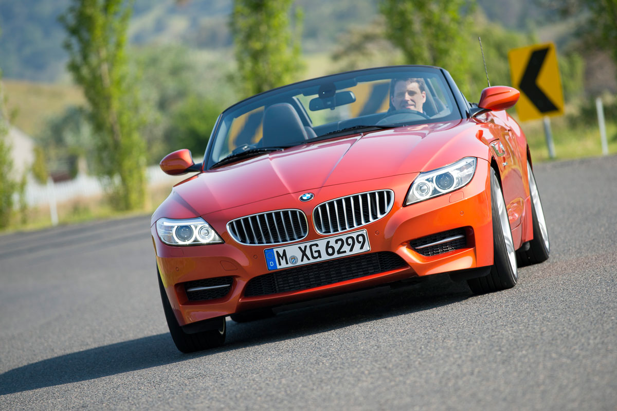 2013 BMW Z4 facelift