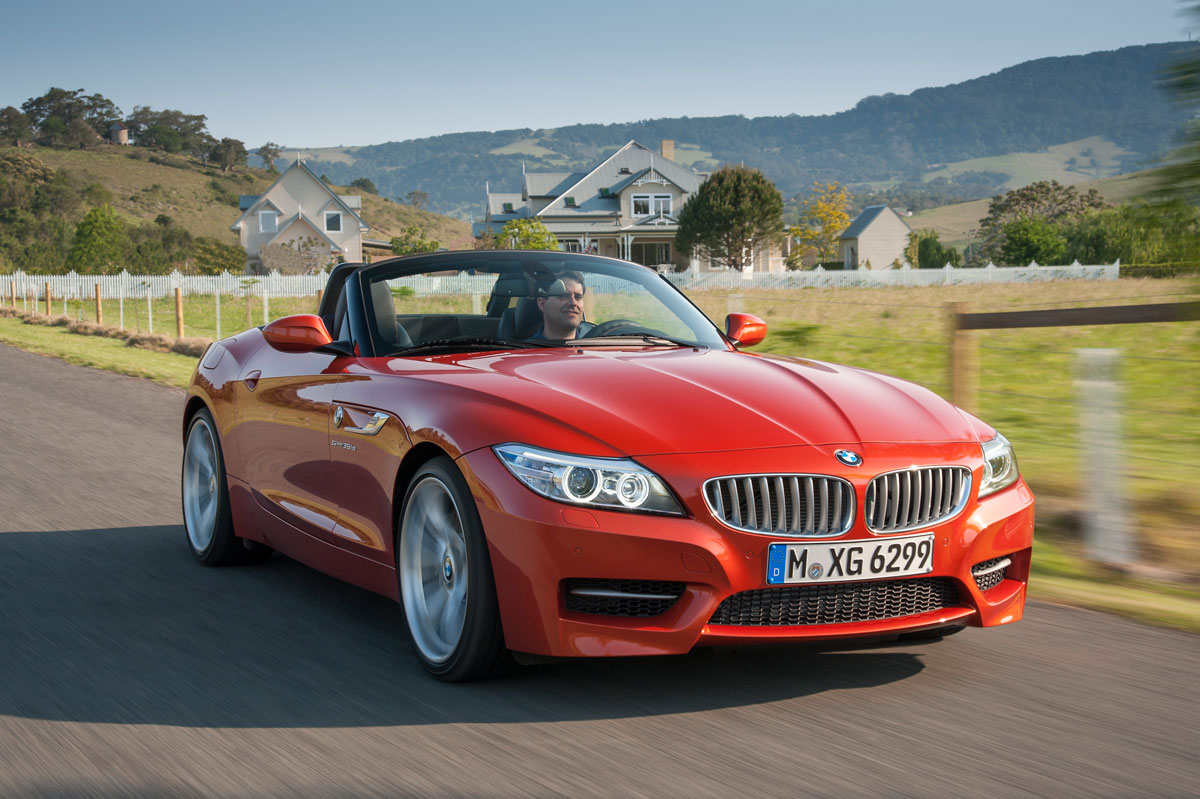 The New LCI BMW Z4 - Arrives Spring 2013 - Bimmerfest - BMW Forums