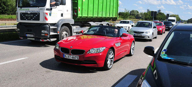 2013 Facelifted Z4 Spy Pictures