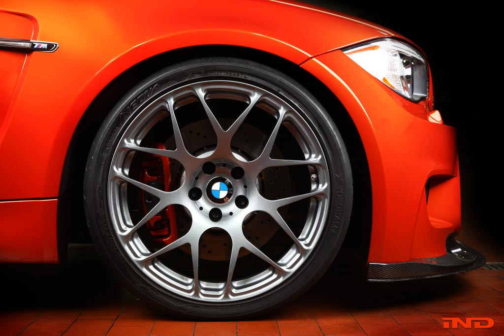 HRE & IND BMW 1M