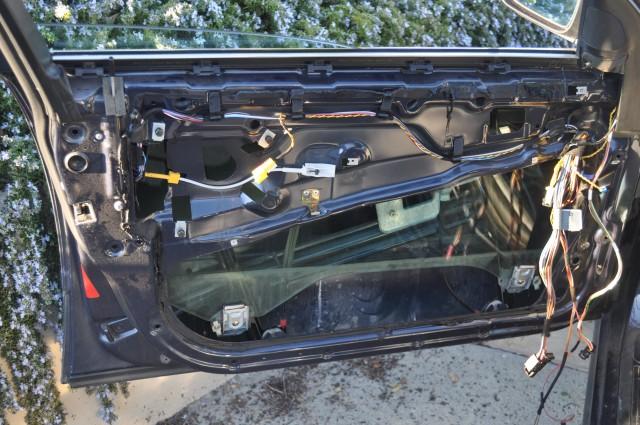 What S The Next Step For Removing The Door Panel To Diagnose Broken Window Regulators