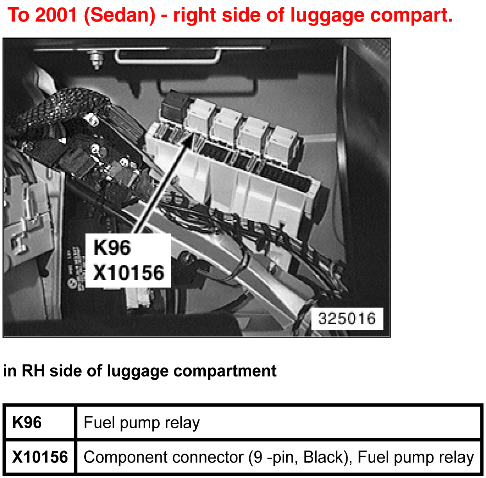 DIY 1997 528i Fuel Pump Replacement E39 Bimmerfest