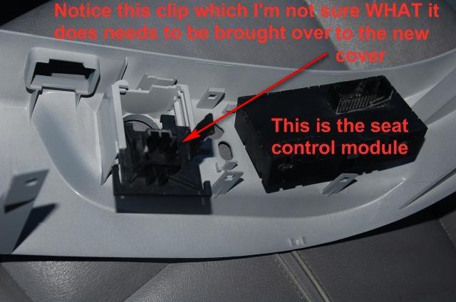 Power Seat Control Module Locationon Heated Seat Wiring Diagram