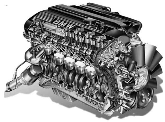 2003 Bmw X5 Engine Diagram