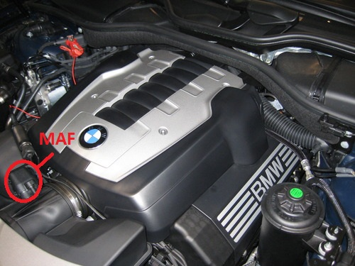 Clean your MAF - Bimmerfest - BMW Forums