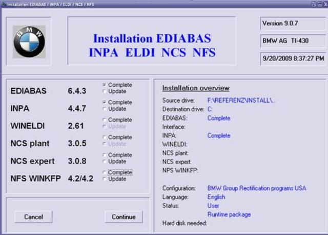 Making sense of INPA, EDIABAS, NCSExpert, NCS Dummies, DIS/GT1