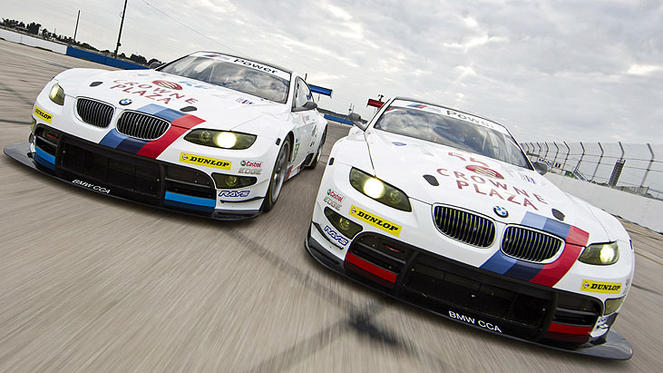 BMW Race Team RLL ready to get 2011 season started at 12 hours of Sebring