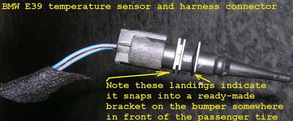 External Ambient Temperature Sensor Replacement Page 2