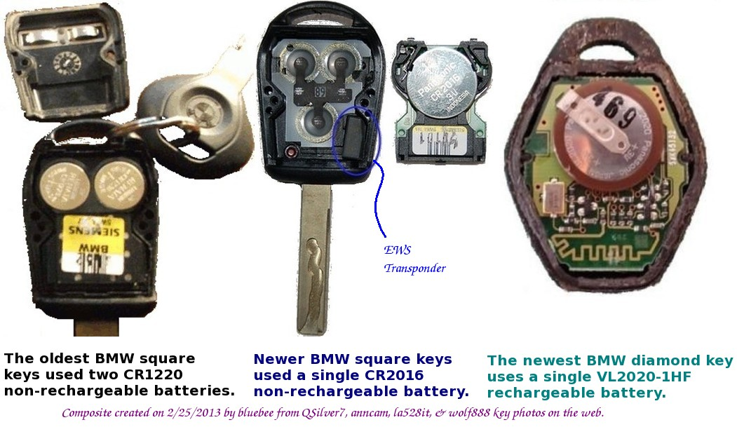 Key Fob Battery Bimmerfest Bmw Forums