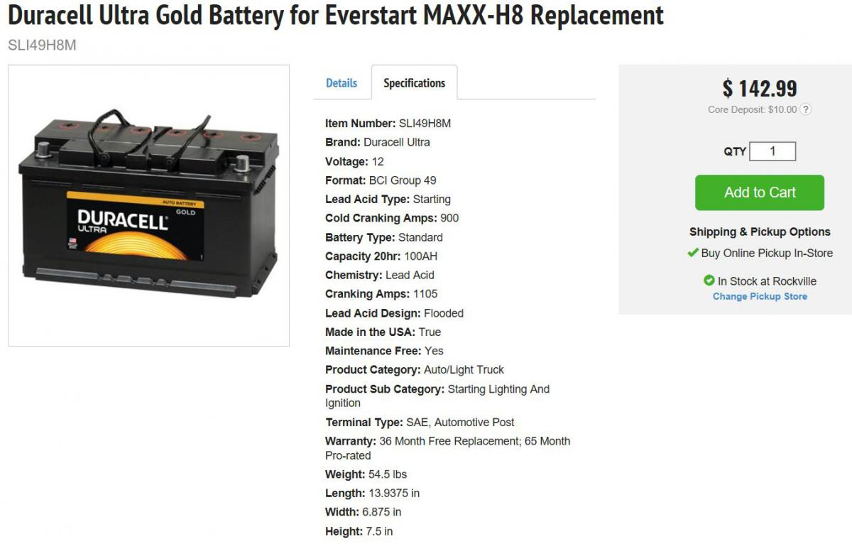 Good replacement batteries for the e39 page 9 bimmerfest click image for larger version name bmwbatteryg views 252 size 835 nvjuhfo Gallery