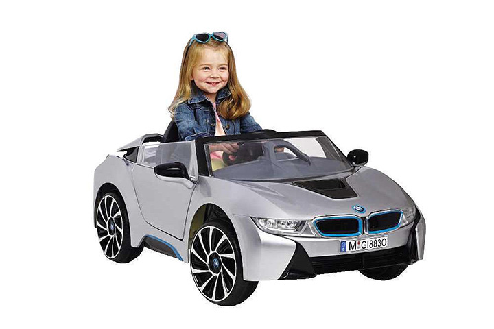 bmw i8 power wheels now available for the kids - bimmerfest - bmw forums