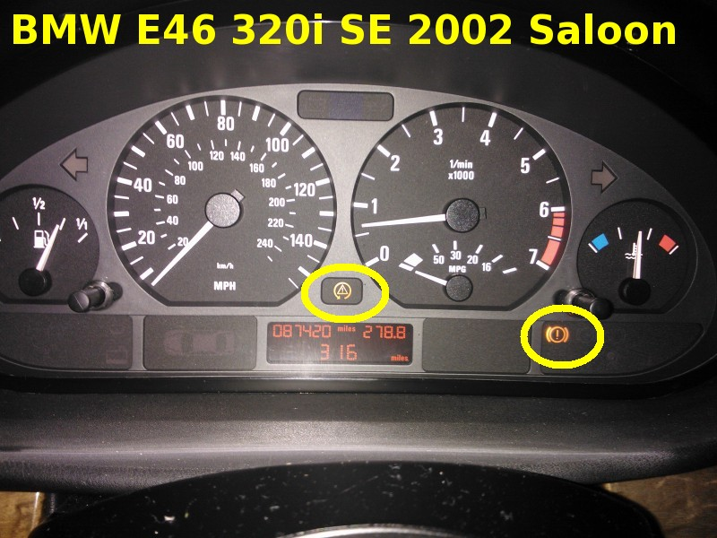 E46 Abs Control Module Harness Wheel Sensor Pinout For The