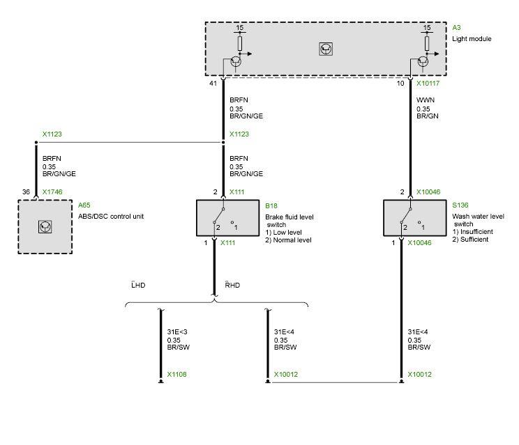 Bmw Brake Sensor Wiring Diagram Automotive Wiring Harness Melted Pontiacs Pujaan Hati1 Jeanjaures37 Fr