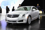0-60MPH In 5.4 Seconds for the 2013 Cadillac ATS - Matches F30 335i Time