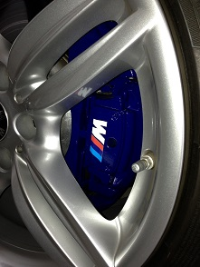 Brake Caliper Decals Bimmerfest BMW Forums - Bmw brake caliper decals