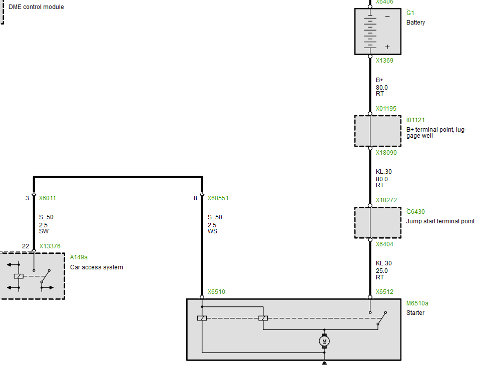 starter won't crank, 2008 328i need suggestions! - bimmerfest ... bmw 335i remote start wiring diagram bmw e90 battery wiring diagram bimmerfest