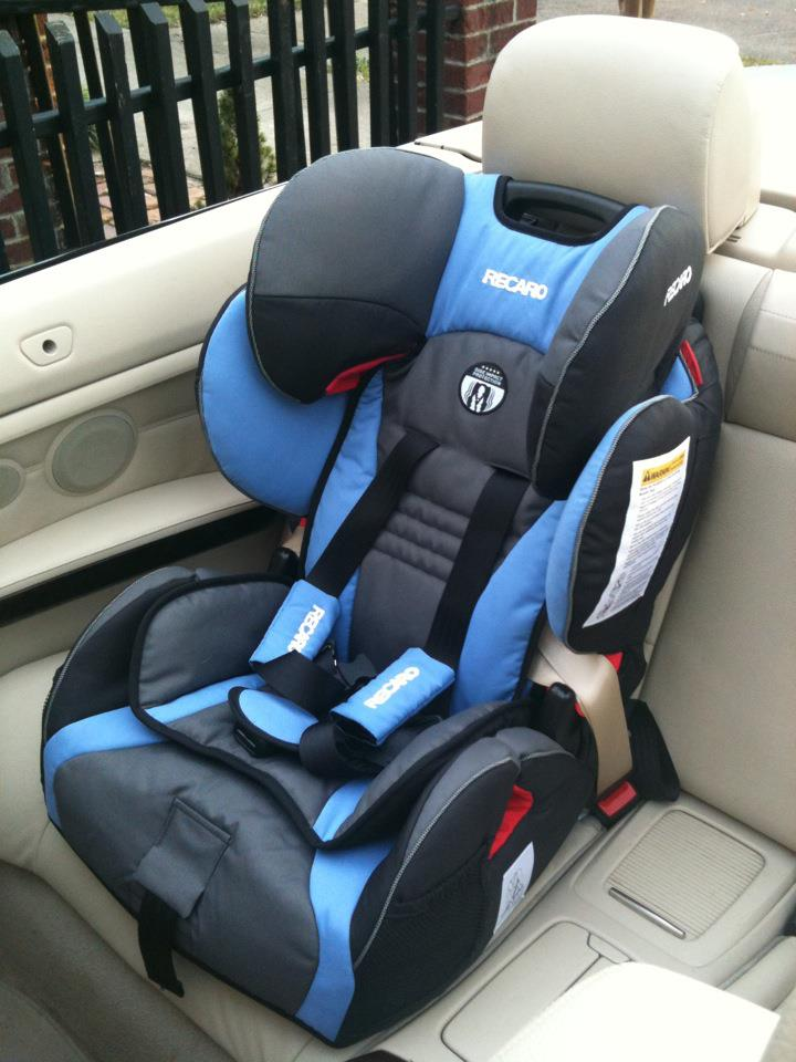 Recommendations for rear facing convertible car seat for 2008 335i ...