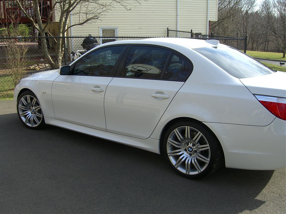 Anybody With Alpina White And Tint Bimmerfest BMW Forums - Bmw 35