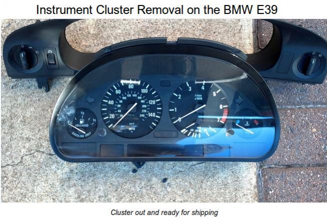 Instrument lights out - Bimmerfest - BMW Forums