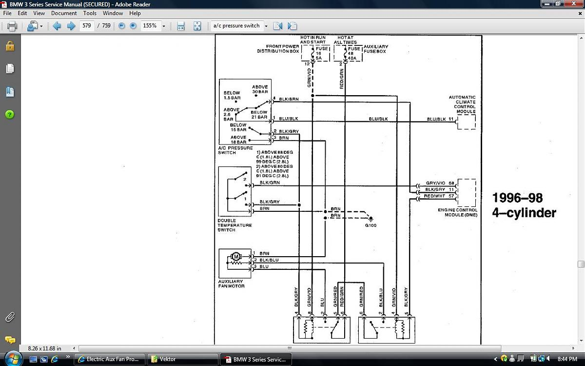 csr water pump wiring diagram
