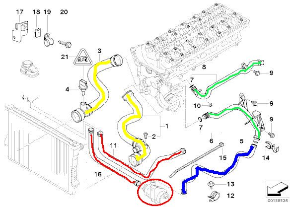 Want To Replace Cooling System Heater Hoses