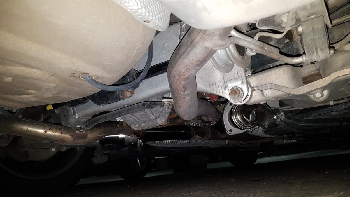 Exhaust cutouts installed! - Bimmerfest - BMW Forums