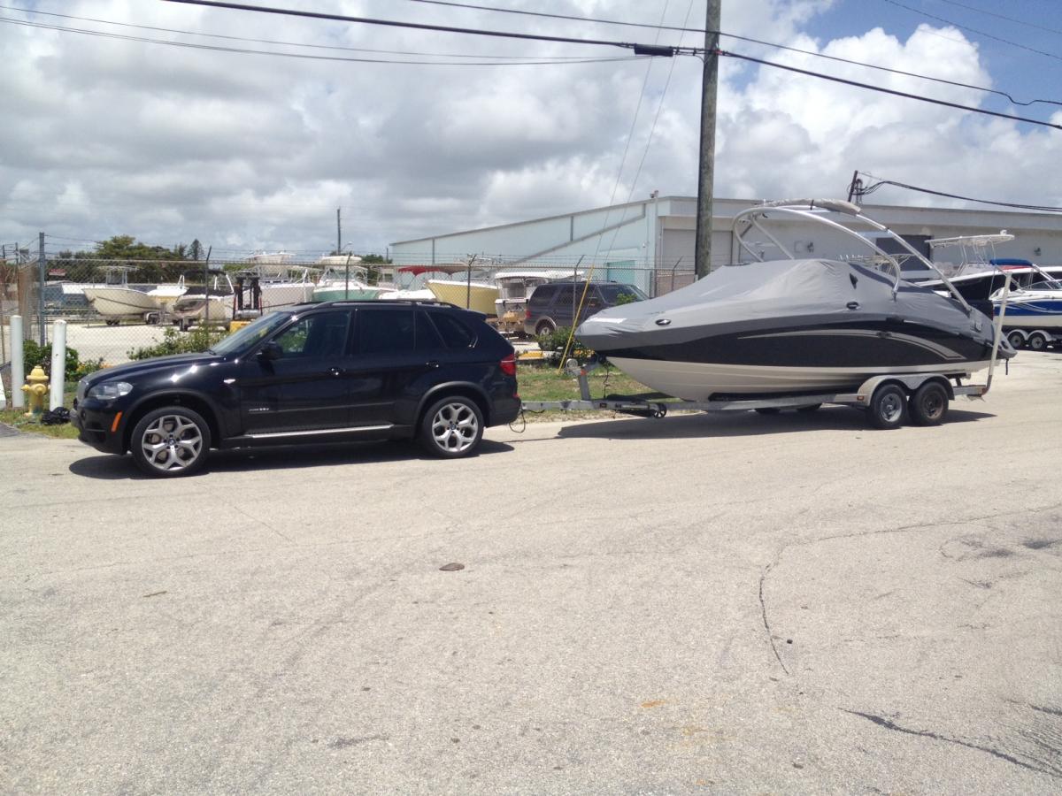 2012 X5 3 5d Towing Capacity Boat Bimmerfest Bmw Forums