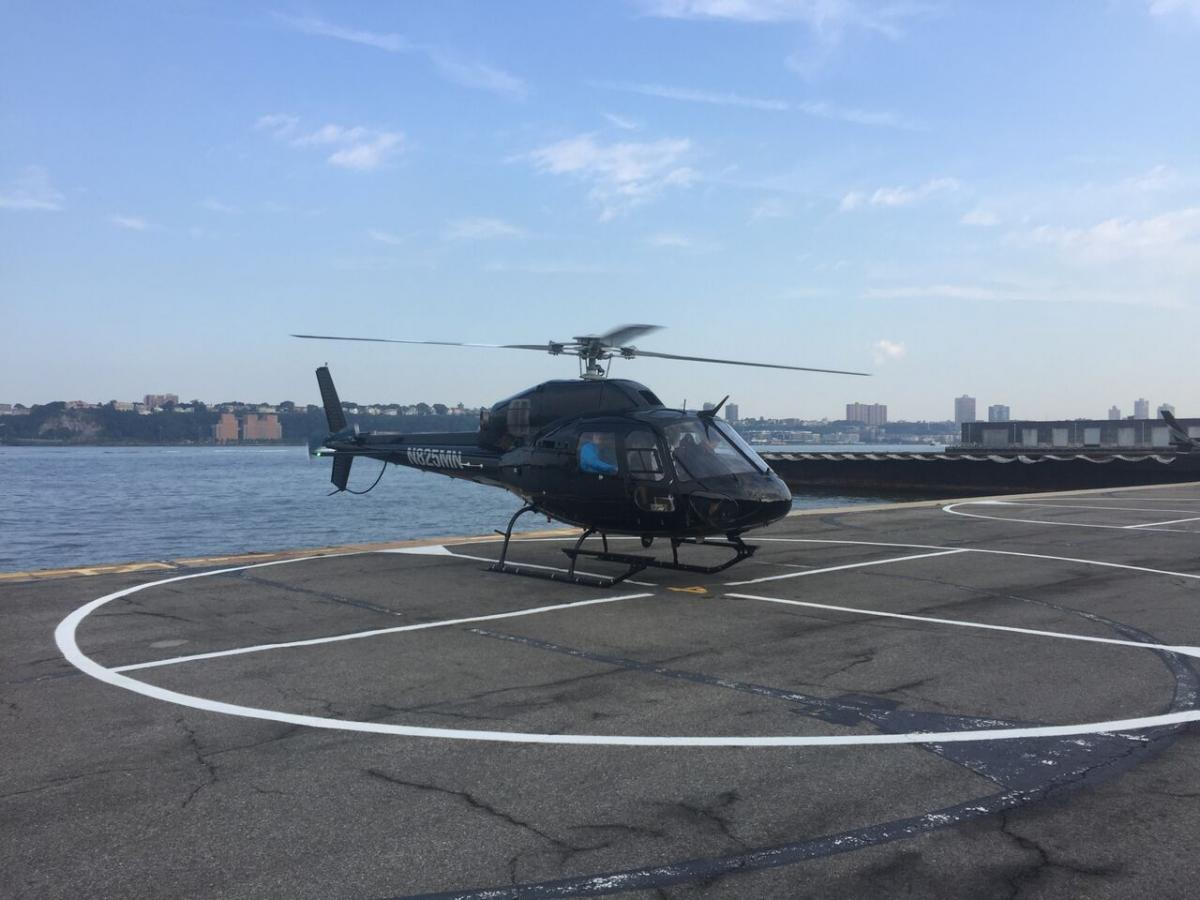 Monticello Motor Club >> From NYC to Monticello Motor Club by helicopter to drive ...