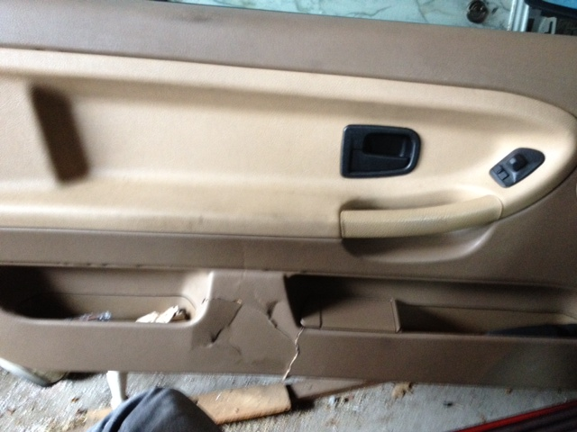 E36 interior door panel - where can I buy replacement ...