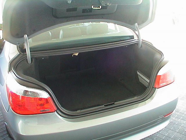E60 - How access rear fuse box - Bimmerfest - BMW Forums